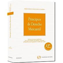 Principios de Derecho Mercantil (Manuales)