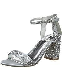 Carvela Annie NP0614263609 Scarpe con Cinturino alla Caviglia Donna