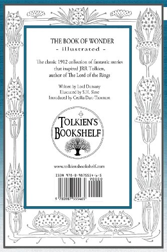 The Book of Wonder and the Last Book of Wonder - Illustrated: Volume 8 (Tolkien's Bookshelf)
