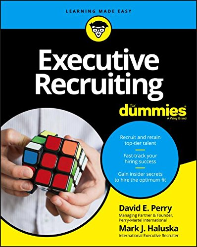 executive-recruiting-for-dummies