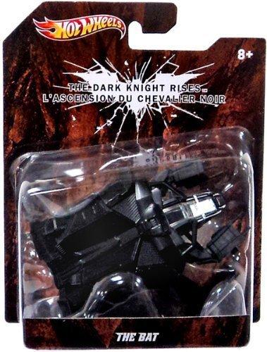 Hot Wheels Batman The Dark Knight bat-pod Diecast Replica