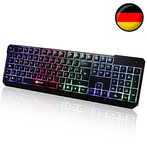 klim-chroma-tastatur-gamer-qwertz-deutsche-mit-usb-kabel-hohe-leistung-bunte-beleuchtung-gaming-tast