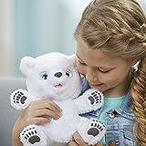 Hasbro FurReal Friends B9073EU4 - Mein verspieltes Eisbär Baby, Elektronisches Haustier Test