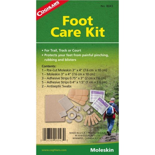 Coghlans – Foot Care Kit