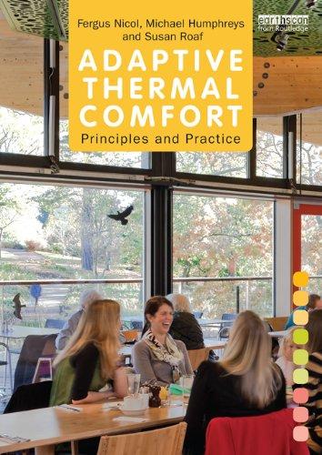 Adaptive Thermal Comfort: Principles and Practice (English Edition)