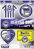 Hertha BSC - Berlin Aufkleber, Sticker,
