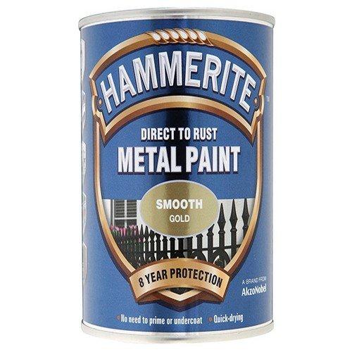 hammerite-direct-to-rust-sfgo750-pittura-per-metallo-750-ml-finitura-liscia-colore-oro