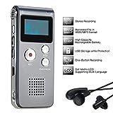 Best Enregistreurs numériques portables - Covvy DictaphoneEnregistreurNumérique Portable Enregistreur Vocal 8GB Enregistreur Audio Review