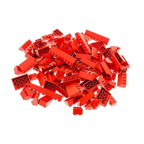 100-x-lego-dachsteine-rot-schrag-bau-steine-dachziegel-form-und-grosse-zufallig-gemischt
