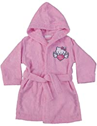 Hello Kitty 042730 Wings Cotton Terry Dressing Gown 6–8 Years, 110–128 CM