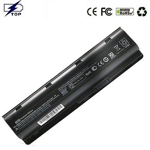 Für Laptop G62 Akku Hp (Topnma Ultra Hochleistung Notebook Laptop Batterie Li-ion 6-cell Akku for Hp G42 G56 G62 G72 G4 G6 G7 HP Pavilion DM4 DM4-1001TU DM4-1002TX DM4-1100 DV3-4000 DV5-2050CA DV5-2000 DV6-3000 DV6-6000 ;HP Compaq Presario CQ32 CQ42 CQ43 CQ56 CQ62 Fits Mu06 Mu09 593553-001 593554-001 [10.8v 4400mah])