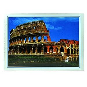 Gifts 4 All Occasions Limited SHATCHI-854 Colosseum rompecabezas de 1000 piezas para niños adultos regalo de cumpleaños, Navidad, Mutli