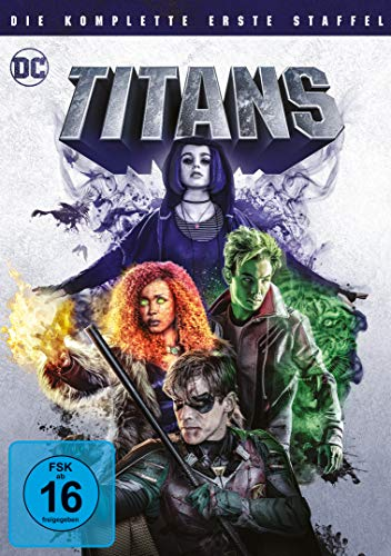 Titans - Staffel 1 (3 DVDs)