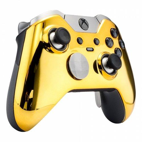 Gold Xbox One Elite Controller Modding GM Master MOD für Call of Duty, Rapid Fire Mod für 2. Weltkrieg, Destiny 2, Mehr Quickscope, Drop Shot