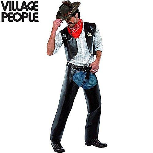 Generique - Cowboy-Kostüm der Village People für -