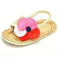 Ragazza-Sandali per neonato con fiore