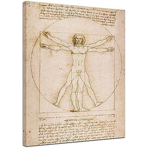 Bilderdepot24 tela di canapa Leonardo da Vinci - Antichi Maestri