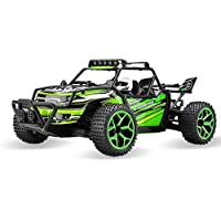 AmaMary Radio Controlled Cars Off Road 2.4 GHz 1:18 Remote Control Crazy Speed RC Truck Car with Bigfoot Shock Drifting Climbing Car - Compare prices on radiocontrollers.eu