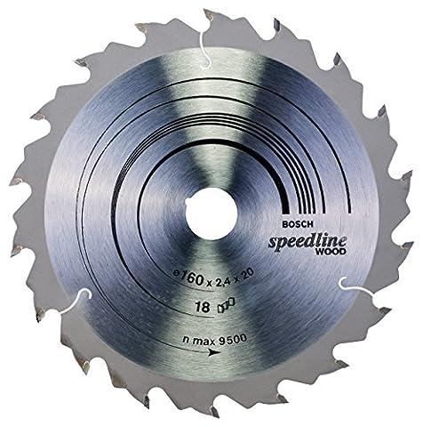 Bosch 2608640787 Speedline Wood Circular Saw Blade