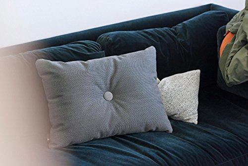 HAY – Dot Cushion – Surface – 670 – greyish burgundy - 2
