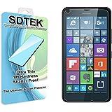 SDTEK Nokia Lumia 640 Premium Tempered Glass Screen Protector