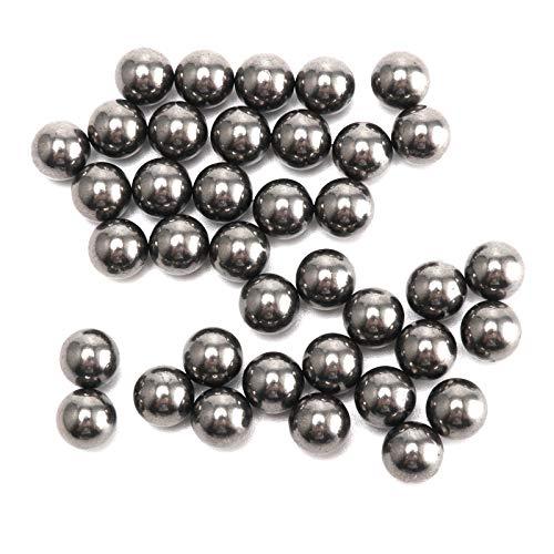 MultiWare 1000 STK.Stahlkugeln Metallkugel Kugel für Steinschleuder Zwille Schleuder Schleudermunition 8mm