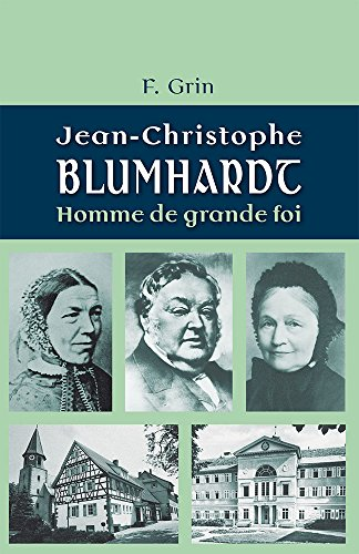 Jean-Christophe Blumhardt par Grin F.