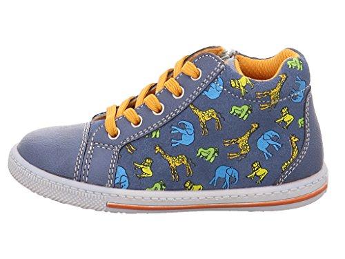 Greenies  125482, Chaussures premiers pas pour bébé (fille) kombi