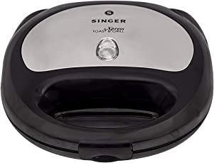 Singer Xpress Toast and Grill with Changeable Plates