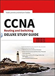 CCNA Routing and Switching Deluxe Study Guide: Exams 100-101, 200-101, and 200-120 by Todd Lammle (2013-12-23)