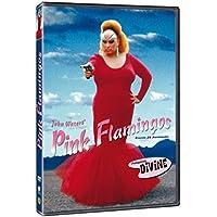 Pink Flamingos (1972) - Region 2 PAL Import, English audio & subtitles