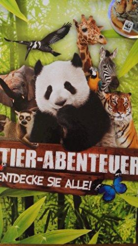wwf-rewe-tier-abenteuer-sticker-sammelalbum-neu
