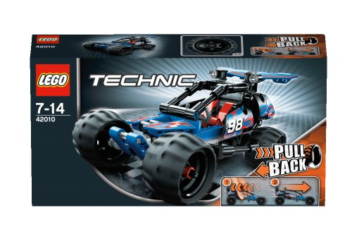 LEGO Technic - Todoterreno de Carreras, Juegos de construcción (42010)
