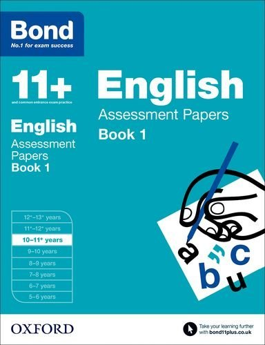 bond-11-english-assessment-papers-10-11-years-book-1