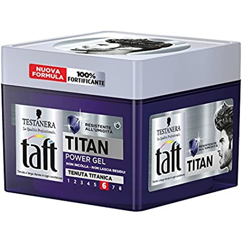 TAFT GEL 250ML TITAN