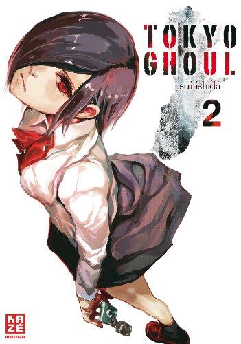 Buchseite und Rezensionen zu 'Tokyo Ghoul 02' von Sui Ishida