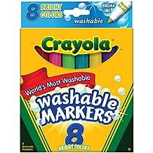 Crayola Broad Line Washable Markers