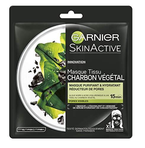 Masque tissu Garnier SkinActive