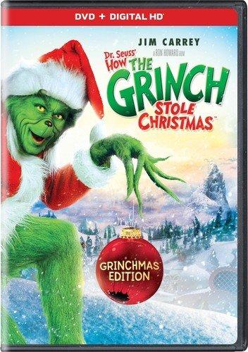 Dr. Seuss' How the Grinch Stole Christmas (Grinchmas Edition) [Import italien]