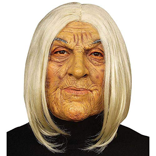 alte Frau, Mehrfarbig ()