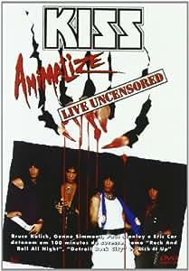 Kiss - Animalize / Live Uncensored (Import)