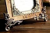 Giftgarden® Bilderrahmen shabby chic 13×18 vintage Deko Fotorahmen - 4