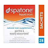 Nelsons Spatone 100% Natural Iron Supplement - Pack of 28 Sachets