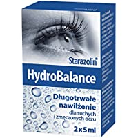 STARAZOLIN HYDROBALANCE - 10 ml - is indicated in case of: - exposure of the eye to the irritating environmental... preisvergleich bei billige-tabletten.eu
