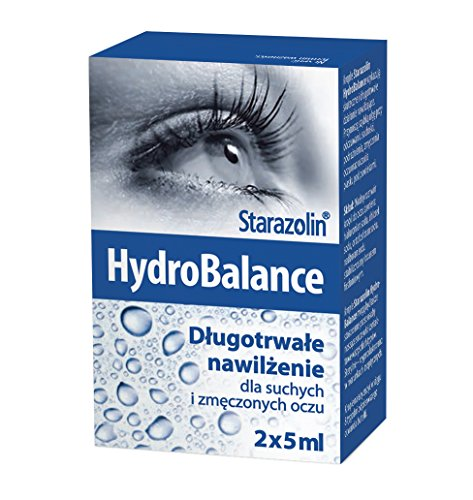 STARAZOLIN HYDROBALANCE - 10 ml - is indicated in case of: - exposure of the eye to the irritating environmental factors such as dust, smoke, UV, heat (heating, sauna), air conditioning, wind, cosmetics, chlorinated water, - a reduced rate blink caused by watching TV, reading or those requiring long-term concentration of vision min. prolonged work in front of screen monitor, driving, etc., by Polpharma (Die Trockene Hitze In Der Sauna)