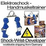 Scherzartikel Handmuskeltrainer mit Elektroschocker (SHOCK WRIST DEVELOPER)