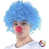 Aptafêtes - AC2401 - Sachet de 12 nez clown mousse à pince - rouge - Taille 5 cm