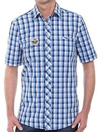 CASAMODA Herren Regular Fit Freizeithemd 941910100-100