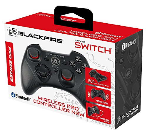 Ardistel - Blackfire Bluetooth Pro Controller (Nintendo Switch)