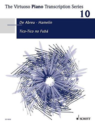 Tico-Tico no Fuba (Hamelin) - Piano